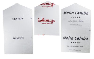 Bolsas hombreras textil impresas